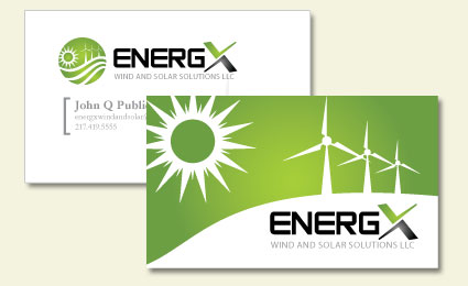 Business Card - Energx Wind and Solar Solutions